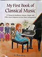My First Book of Classical Music: 29 Themes…