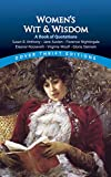 Sappho: Women's Wit and Wisdom: A Book of Quotations (Dover Thrift Editions)