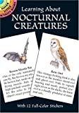 Sy Barlowe: Learning About Nocturnal Creatures (Dover Little Activity Books)