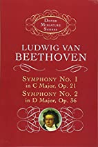 Symphony No. 1 and Symphony No. 2 by Ludwig…
