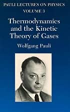 Pauli Lectures on Physics: Volume 3,…