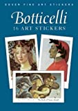 Botticelli, Sandro: Botticelli 16 Art Stickers