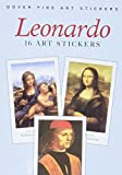 Leonardo da Vinci: Leonardo: 16 Art Stickers (Dover Art Stickers)