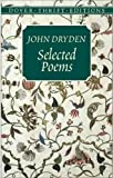 Dryden, John: Selected Poems