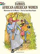 Famous African-American Women by Cal Massey