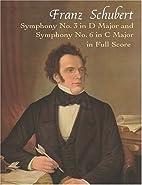 Symphony No. 3 in D Major and Symphony No. 6…