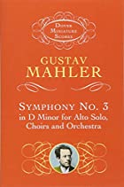 Symphony No. 3 in D Minor for Alto Solo,…