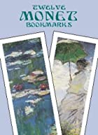 Twelve Monet Bookmarks (Small-Format&hellip;