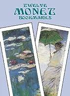 Twelve Monet Bookmarks by Maggie Kate