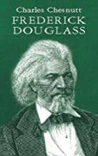 Frederick Douglass by Charles Waddell…