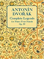 Complete Legends, Op. 59, for Piano Four…