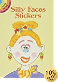 Silly Faces Stickers (Dover Little Activity Books Stickers)