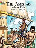 Copeland, Peter F.: The Amistad Coloring Book (Dover History Coloring Book)