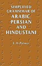 Simplified Grammar of Arabic, Persian and…