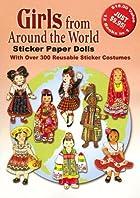 Girls from Around the World Sticker Paper…