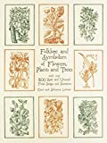 Lehner, Ernst: Folklore and Symbolism of Flowers, Plants and Trees: With over 200 Rare and Unusual Floral Designs and Illustrations