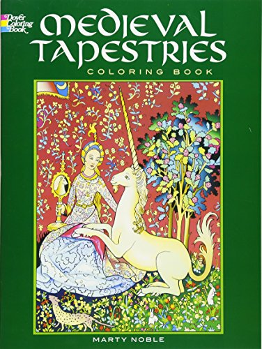 medieval-tapestries-coloring-book-dover-fashion-coloring-book