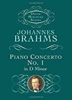 Piano concerto No 1 in D minor by Johannes…