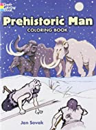 Prehistoric Man Coloring Book (Dover&hellip;