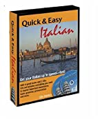 Quick & Easy Italian by Dover Publications…
