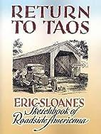 Return to Taos: Eric Sloane's Sketchbook of…