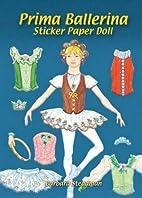 Prima Ballerina Sticker Paper Doll by…