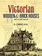 Victorian Wooden and Brick Houses with…