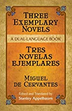 Three Exemplary Novels by Miguel de…
