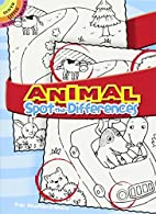 Animal Spot-the-Differences (Dover Little…