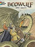 Green, John: Beowulf (Dover Classic Stories Coloring Book)