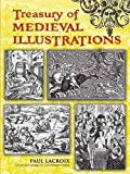 Grafton, Carol Belanger: Treasury of Medieval Illustrations