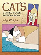 Cats Stained Glass Pattern Book (Dover…