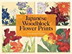 Japanese Woodblock Flower Prints by Tanigami…