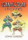 Green, John: Samurai Stickers (Dover Stickers)