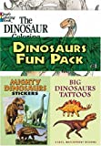 Dover: Dinosaurs Fun Pack (Fun Pack (Dover))