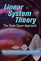 Linear System Theory: The State Space…