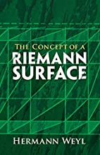 The Concept of a Riemann Surface (Dover…