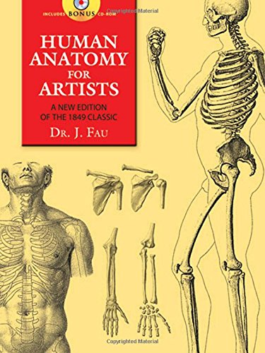 human-anatomy-for-artists-a-new-edition-of-the-1849-classic-with-cd-rom-dover-anatomy-for-artists