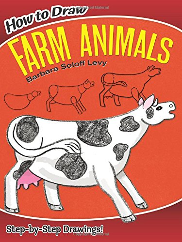 how-to-draw-farm-animals-dover-how-to-draw