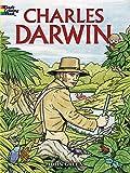 Green, John: Charles Darwin (Dover History Coloring Book)