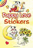 Hans Wilhelm: Puppy Love Stickers (Dover Little Activity Books Stickers)