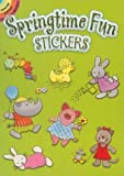 Hans Wilhelm: Springtime Fun Stickers (Dover Little Activity Books Stickers)