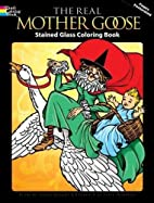 The Real Mother Goose Stained Glass Coloring…