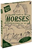 Dover: Dover Coloring Box -- Horses (Dover Fun Kits)