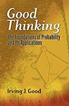 Good Thinking: The Foundations of…