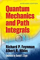 Quantum Mechanics and Path Integrals by…