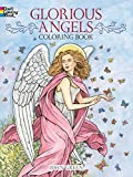 Green, John: Glorious Angels Coloring Book (Dover Coloring Books)