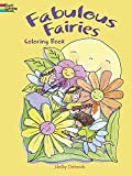Shelley Dieterichs: Fabulous Fairies Coloring Book (Dover Coloring Books)