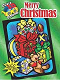 Menten, Ted: 3-D Coloring Book--Merry Christmas (Dover 3-D Coloring Book)