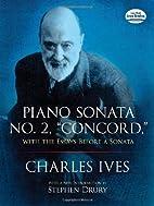 Piano Sonata No. 2, Concord, with the…